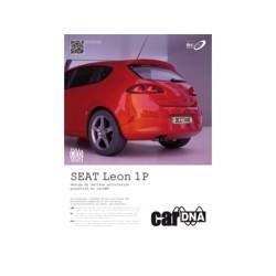 ULOTKA REKLAMOWA A4 carDNA  SEAT LEON 1P