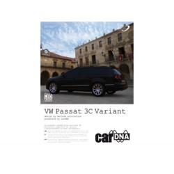 ULOTKA REKLAMOWA A4 carDNA  VW PASSAT 3C