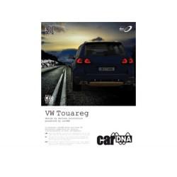ULOTKA REKLAMOWA A4 CARDNA  VW TOUAREG