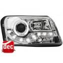 DAYLINE REFLEKTORY FIAT PANDA 03-09.09 CHROM