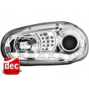 REFLEKTORY VW GOLF IV 97-04 CHROM