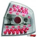 LAMPY TYLNE LED AUDI A4 8E SEDAN 01-04 PRZEŹROCZYSTE