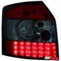 LAMPY TYLNE LED AUDI A4 8E AVANT 01-04 CZERWONE/DYMIONE