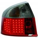 LAMPY TYLNE LED AUDI A4 8E SEDAN 01-04 CZERWONE/DYMIONE