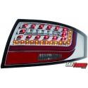 LAMPY TYLNE LITEC AUDI TT (8N3/8N9) 98-05 PRZEŹROCZYSTE