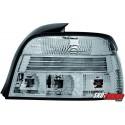 LAMPY TYLNE BMW 5 E39 SEDAN 95-00 PRZEŹROCZYSTE