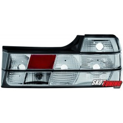 LAMPY TYLNE BMW 7 E32 86-94 PRZEŹROCZYSTE
