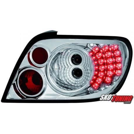 LAMPY TYLNE LED CITROEN XSARA 97-00 PRZEŹROCZYSTE