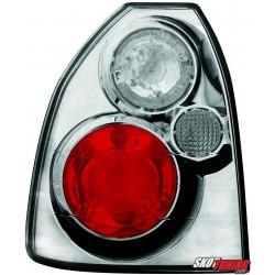 LAMPY TYLNE HONDA CIVIC 3D 96-02 PRZEŹROCZYSTE