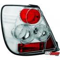 LAMPY TYLNE HONDA CIVIC 3D 02+ PRZEŹROCZYSTE