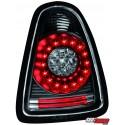 LAMPY TYLNE LED MINI COOPER/S R56 06+ CZARNE