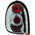 LAMPY TYLNE OPEL CORSA B 03.93-03.01 PRZEŹROCZYSTE