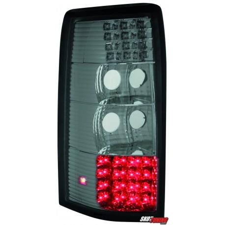 LAMPY TYLNE LED OPEL OMEGA B CARAVAN 94-99 DYMIONE