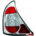 LAMPY TYLNE RENAULT CLIO II 01-05 PRZEŹROCZYSTE