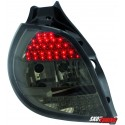 LAMPY TYLNE LED RENAULT CLIO 05-09 DYMIONE