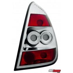 LAMPY TYLNE TOYOTA COROLLA E11 97-00 3D PRZEŹROCZYSTE