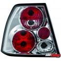LAMPY TYLNE VW BORA 4D 99-05 PRZEŹROCZYSTE