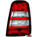LAMPY TYLNE VW GOLF III VARIANT 93-00 CZERWONE/PRZEŹROCZYSTE