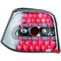 LAMPY TYLNE LED VW GOLF IV 97-04 PRZEŹROCZYSTE
