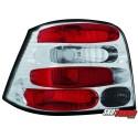 LAMPY TYLNE VW GOLF IV 97-04 PRZEŹROCZYSTE