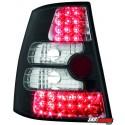 LAMPY TYLNE LED VW BORA VARIANT+GOLF IV VARIANT CZARNE