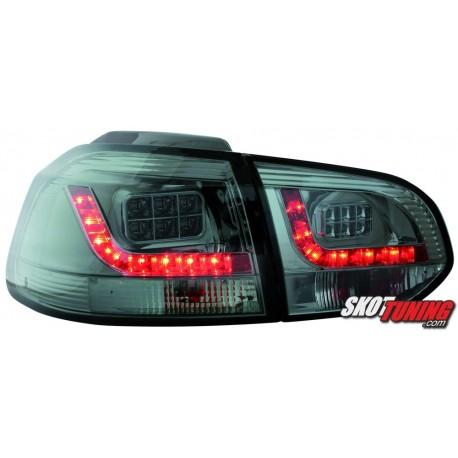 LAMPY TYLNE LED VW GOLF VI DYMIONE