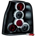 LAMPY TYLNE VW LUPO 98-05 CZARNE