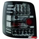 LAMPY TYLNE LED VW PASSAT 3B VARIANT 97-01 CZARNE