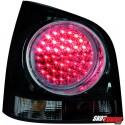 LAMPY TYLNE LED VW POLO 9N 3+5D 11.01-05.09 CZARNE