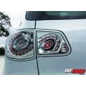 LAMPY TYLNE LED VW TIGUAN 07+ PRZEŹROCZYSTE
