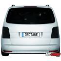 LAMPY TYLNE LITEC VW TOURAN 2003+ CZARNE/DYMIONE