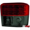 LAMPY TYLNE LED VW T4 90-03 CZERWONE/DYMIONE