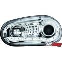 REFLEKTORY VW GOLF IV 97-04 CHROM