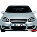 REFLEKTORY VW GOLF V 03-09 CZARNE XENON