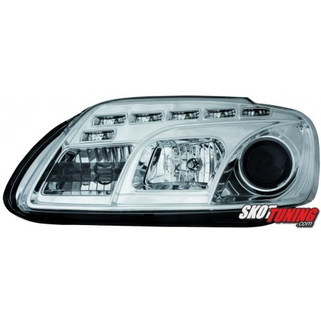 REFLEKTORY VW TOURAN 1T 03-06 CHROM