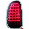 CARDNA LAMPY TYLNE LED MINI COUNTRYMAN R60 10+ CHROM DYMIONE