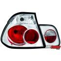 LAMPY TYLNE BMW E46 SEDAN 98-01 CRYSTAL