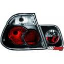 LAMPY TYLNE BMW E46 SEDAN 98-01 CZARNE