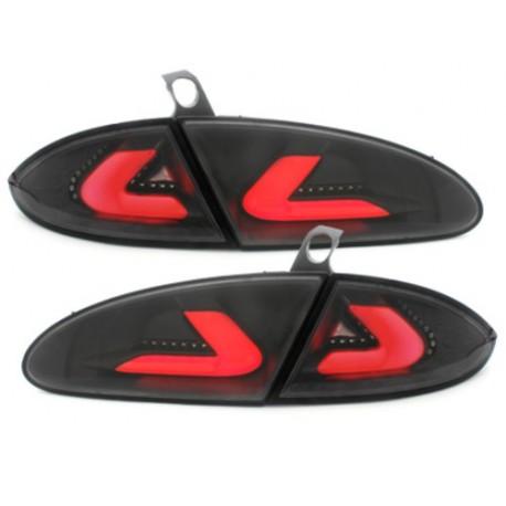 LAMPY TYLNE CARDNA LED SEAT LEON LIGHTBAR 05-09 1P CZARNE