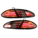 LAMPY TYLNE LITEC SEAT LEON 05-09  1P CZARNE