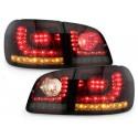 LAMPY TYLNE LITEC VW GOLF V/VI + PLUS 05+ CZERWONE/DYMIONE
