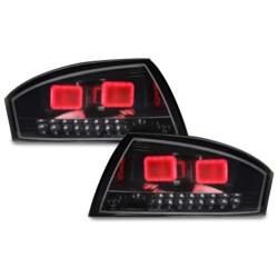 LAMPY TYLNE LED AUDI TT (8N3/8N9) 98-05 CZARNE