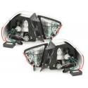 LAMPY TYLNE LED BMW E90 SEDAN 05-09.08 CZERWONE / PRZEŹROCZYSTE