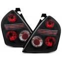 LAMPY TYLNE FIAT STILO 02-07 3D CZARNE