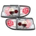 LAMPY TYLNE LED FORD ESCORT MK 6/7 93-00 PRZEŹROCZYSTE