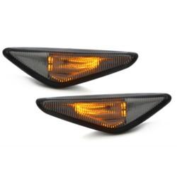 KIERUNKOWSKAZY BOCZNE LED BMW X3 / X5 F25 E70 DYMIONE