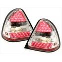 LAMPY TYLNE LED MERCEDES BENZ W202 C-KLASSE 94-00 PRZEŹROCZYSTE