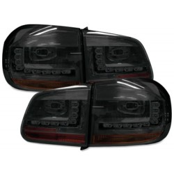 LAMPY TYLNE LED VW TIGUAN 11+  DYMIONE