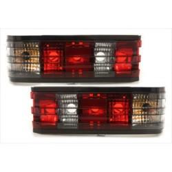 LAMPY TYLNE MERCEDES BENZ W201 82-93 _ 190E CZERWONE / DYMIONE