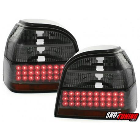 LAMPY TYLNE LED VW GOLF III 91-98 DYMIONE